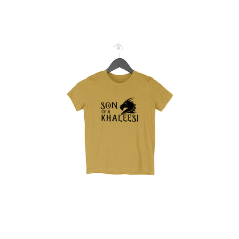 Son of a Khaleesi Half Sleeve Tee for Toddlers