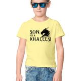 Son of a Khaleesi Half Sleeve Tee for Kids