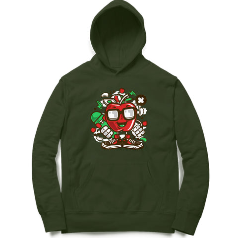 Appy Go Lucky Hoodie