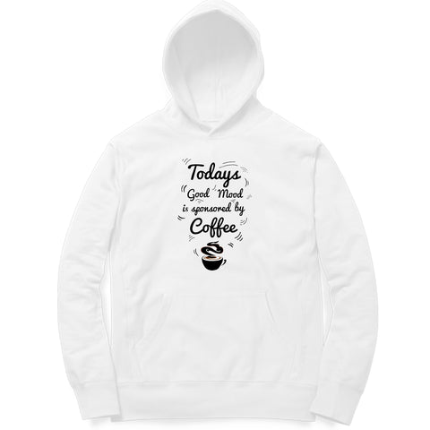 Good Mood By Coffee Hoodie