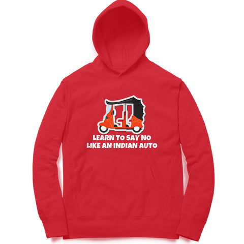 Indian Auto Hoodie