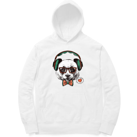 Headphone Dog Hoodie