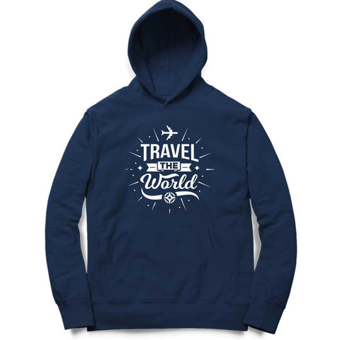 Travel The World Hoodie