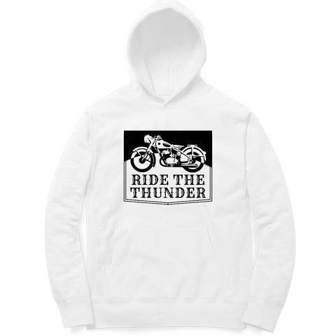 Ride the Thunder Hoodie