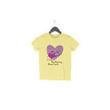 Love Mummy Half Sleeve Tee for Toddlers