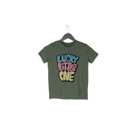 Lucky Little One Half Sleeve Tee for Toddlers