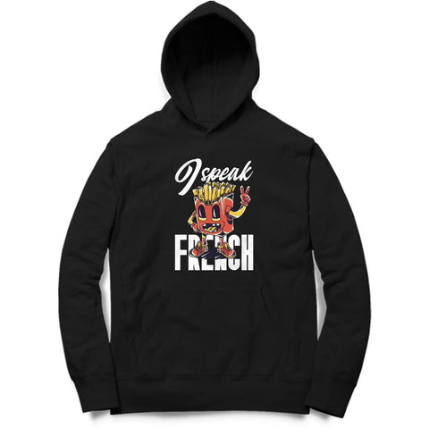 I Speak French Hoodie