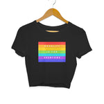 Pride Equality Women's Crop Top