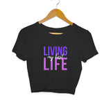 Best Life Women's Crop Top