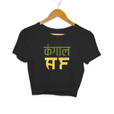 Kangaal AF Women's Crop Top