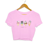 Sweet Time Women's Crop Top