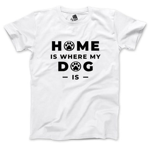Dog Home Men's Half Sleeve Tee