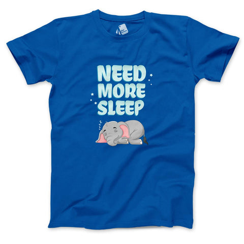 Need More Sleep Men's Half Sleeve Tee