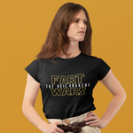 Fart Wars Women's Half Sleeve Tee