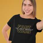 Fart Wars Women's Crop Top
