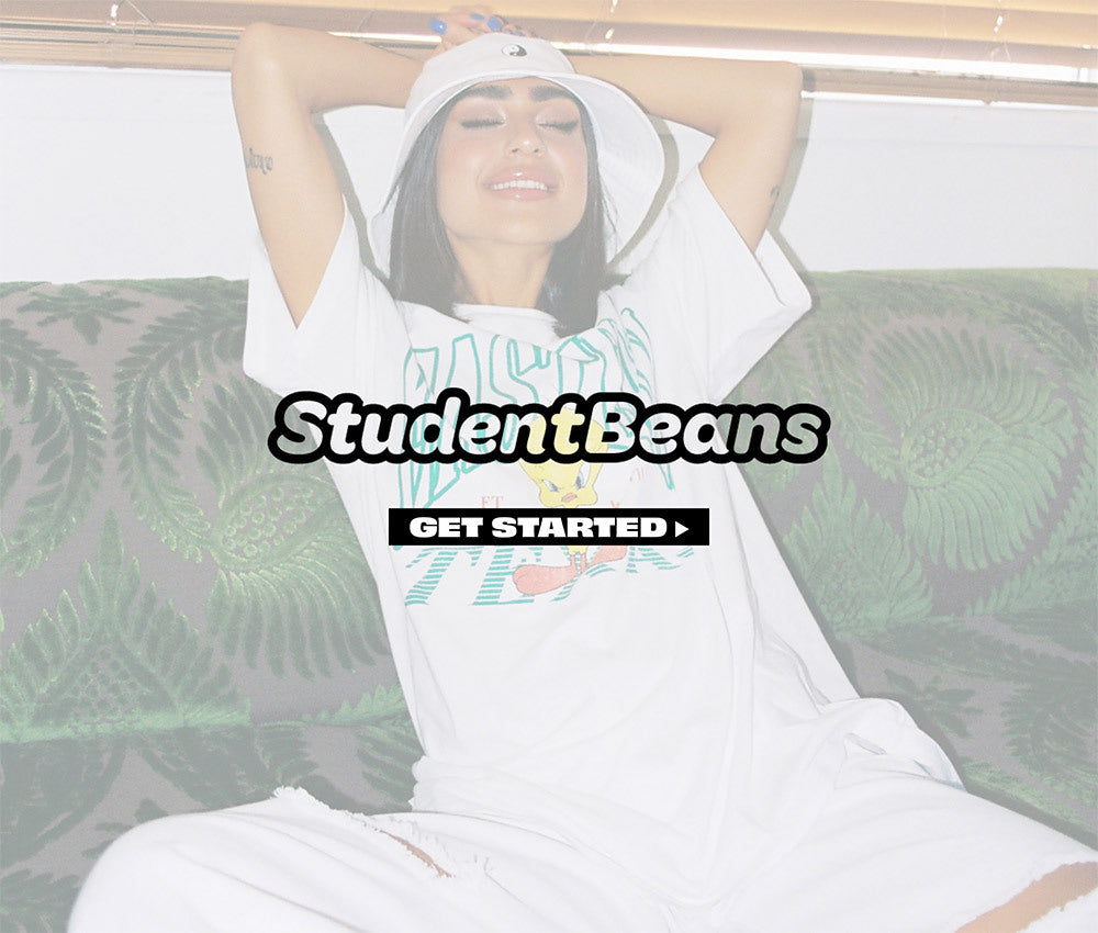 Get started with your Student Beans discount now!