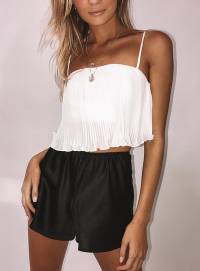 Arrowhead Top White