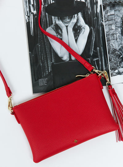 Peta & Jain Kourtney Bag Red