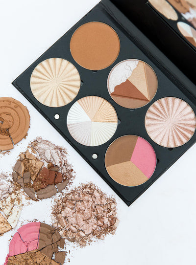 Ofra Cosmetics Professional Makeup Palette On the Glow