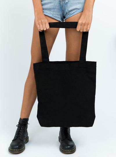 AS Colour Carrie Tote Black