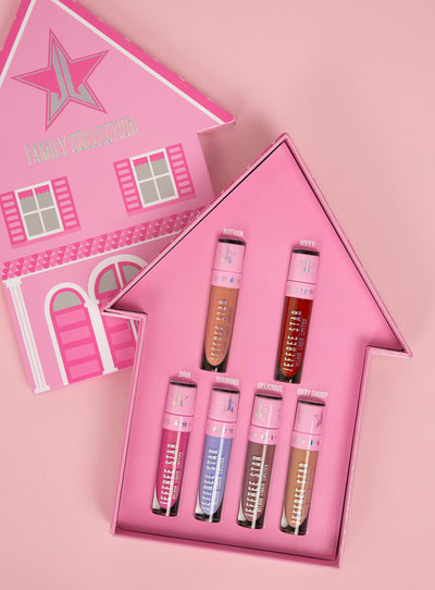 Jeffree Star Cosmetics Family Collection Bundle