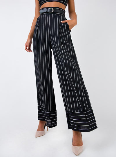 TWIIN Direct Wide Leg Pants