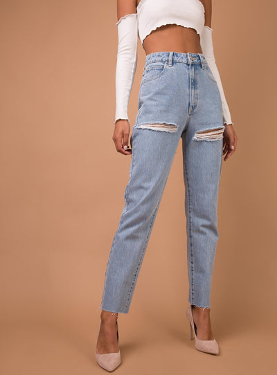 Abrand Fly Away 94 High Slim Jeans