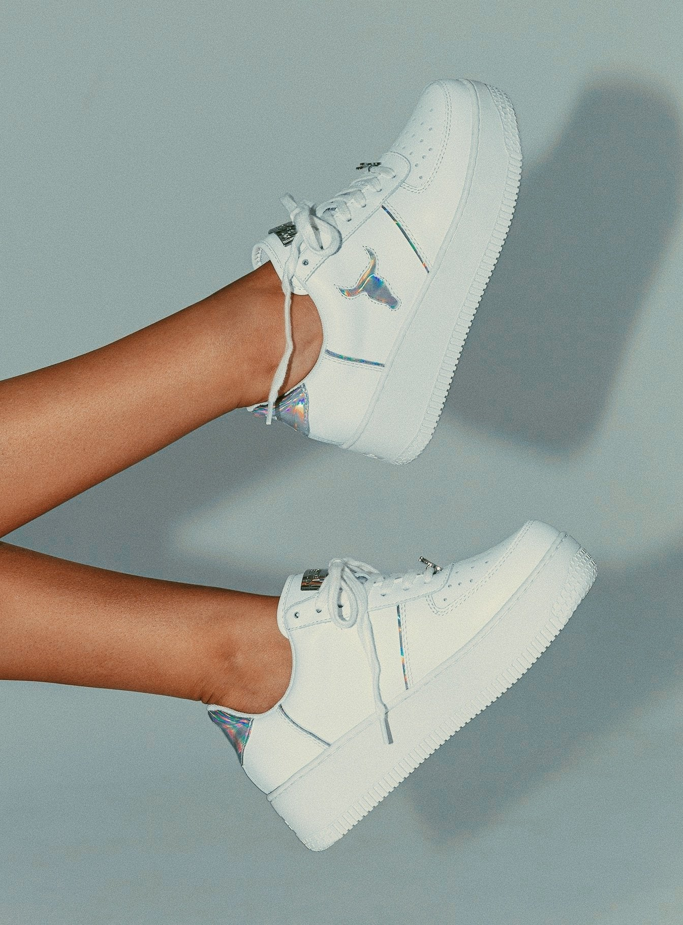 Windsor Smith Rosy Sneakers
