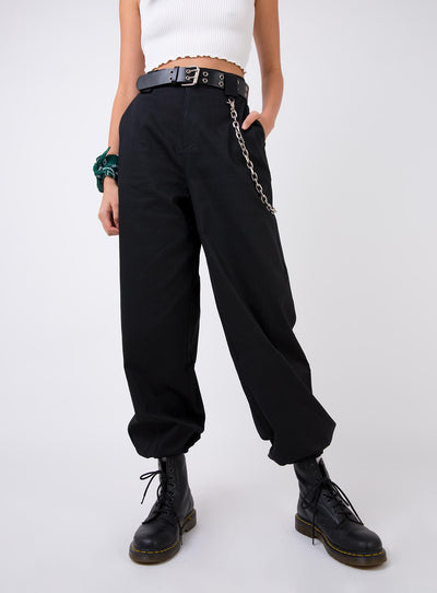 I.AM.GIA Cobain Pants Black