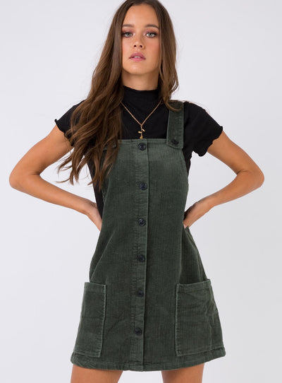Hunter Pinafore