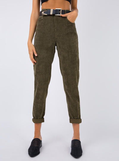 The Kaia Pants Khaki