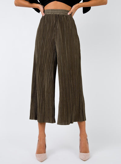 Axelle Blondeau Pants Khaki