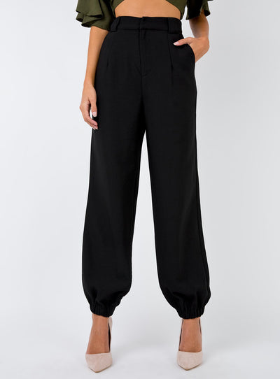Sunday Fever Pants Black