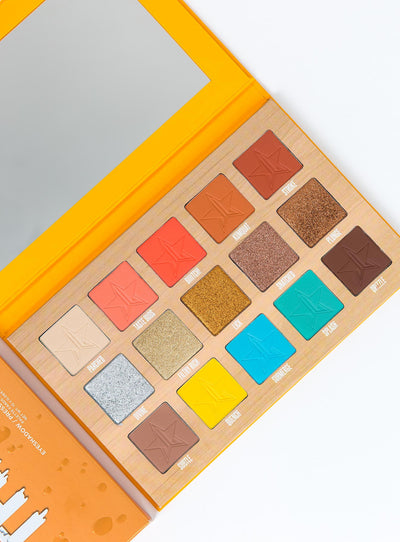 Jeffree Star Cosmetics Eyeshadow Palette Thirsty