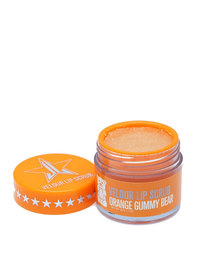Jeffree Star Cosmetics Lip Scrub Orange Gummybear