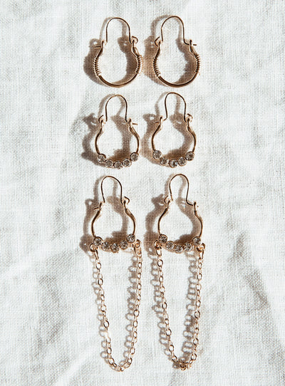 8 Other Reasons Chella Earring Set