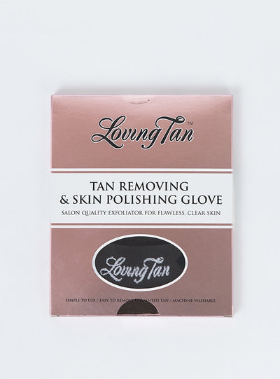 Loving Tan Polishing and Tan Removing Glove