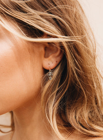 Dainty Charm Earrings