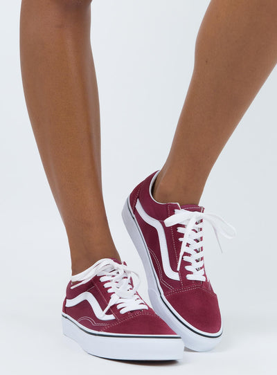 Vans Dry Rose Old Skool