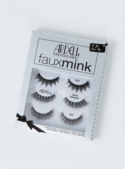 Ardell Faux Mink 3 Pack Stocking Fillers