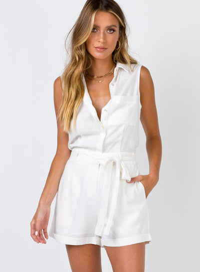 Floretta Playsuit