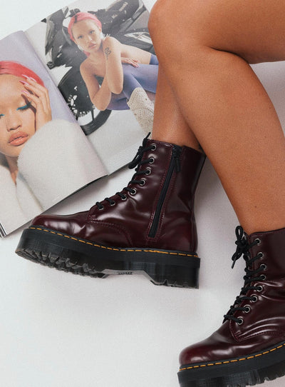 Dr. Martens V Jadon II Boots - LIMITED OFFER