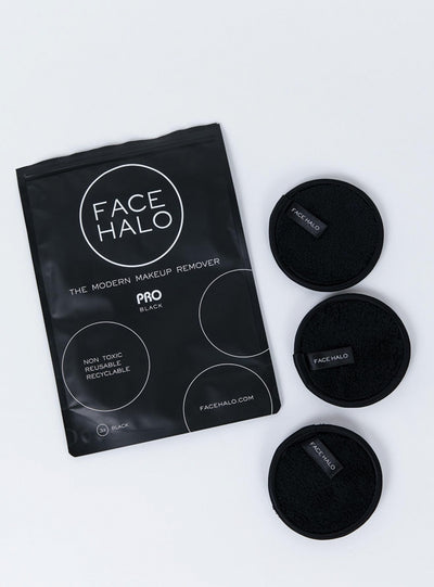 Face Halo 3 Pack Black