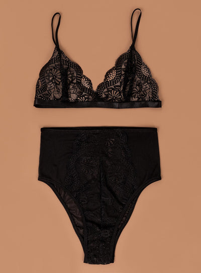 The Alary Lingerie Set