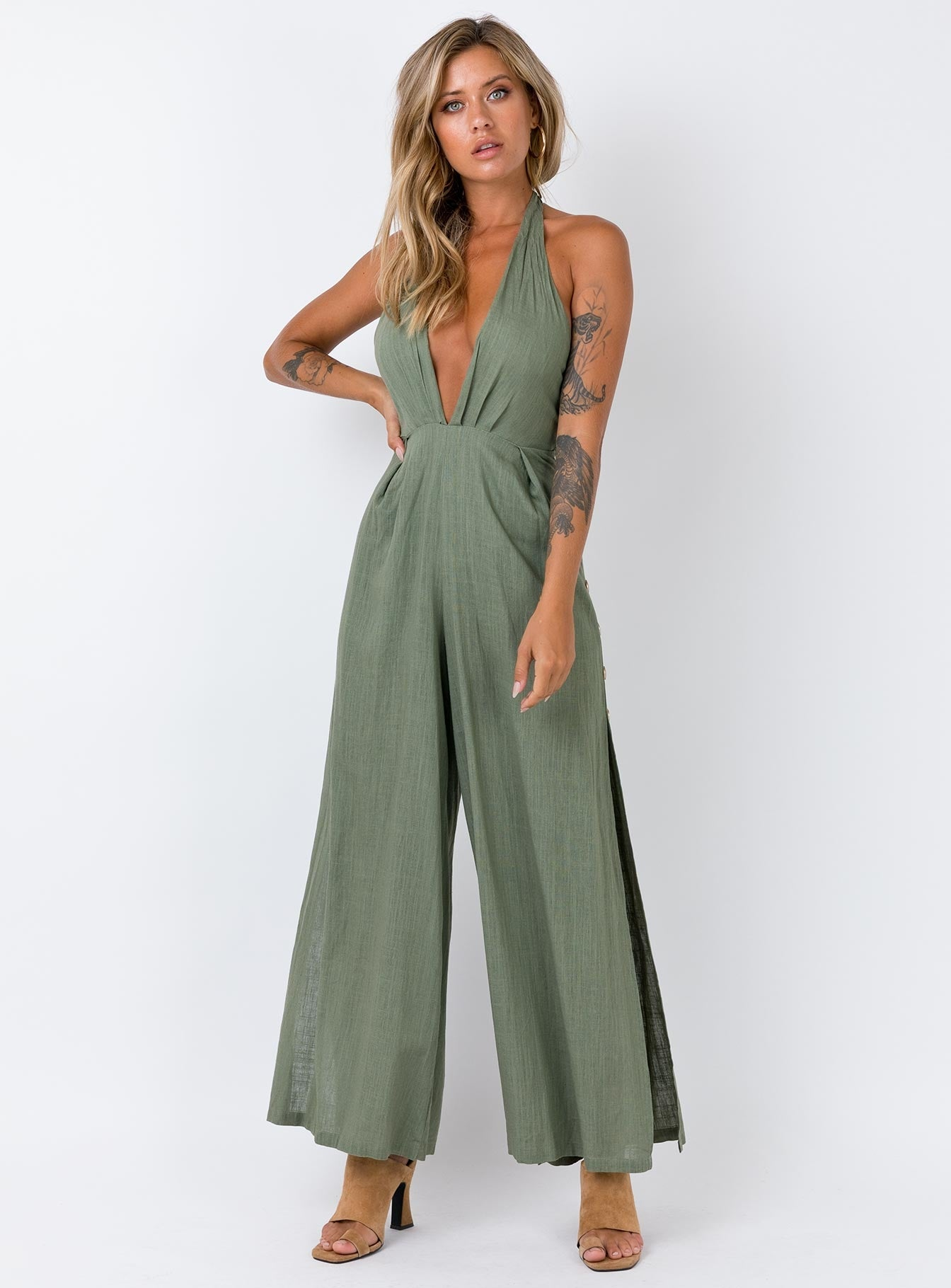 Alina Jumpsuit by Princess Polly