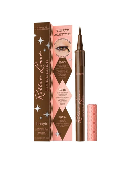 Benefit Roller Liner Brown