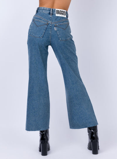 The Ragged Priest Grip Jean