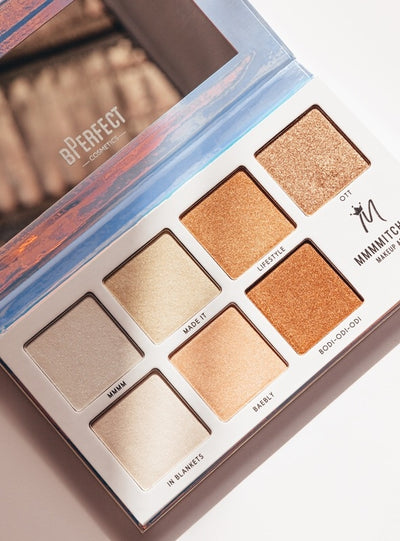 BPerfect Cosmetics MMMMitchell Sub Zero Collection