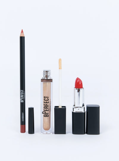 BPerfect Cosmetics Born Ready Lip Kit Cheeky