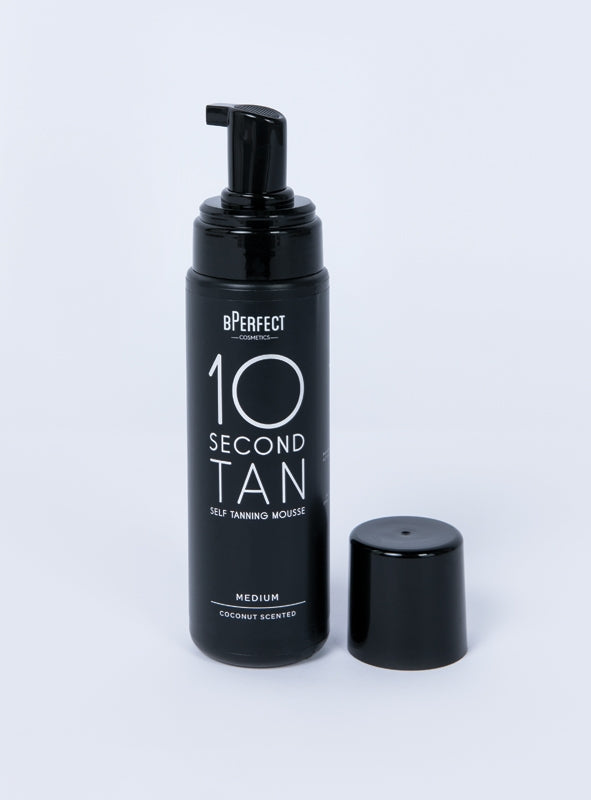 BPerfect Cosmetics 10 Second Tan Mousse Medium